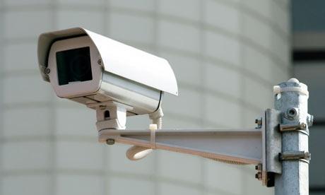 Street Security Camera